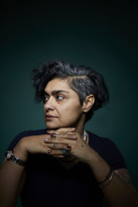 Photo of Sascha Akhtar, judge